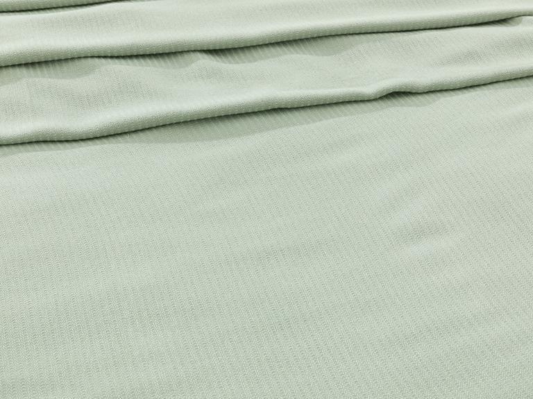Cool Stripe Soft Touch Çift Kişilik Pike Seti 200x220 Cm Seledon