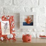 Sailing Vessel Mdf Dekoratif Obje 12,5x3x15 Cm Mercan