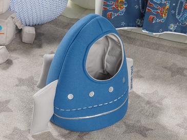 Space Oyuncak Sepeti 52x40 Cm Mavi