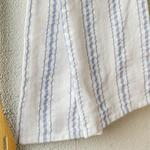 Softy Stripe Pamuk Kurulama Bezi 40x60 Cm Mavi