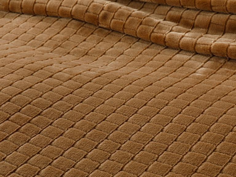 Delicate Super Soft Çift Kişilik Battaniye 200x220 Cm Bal