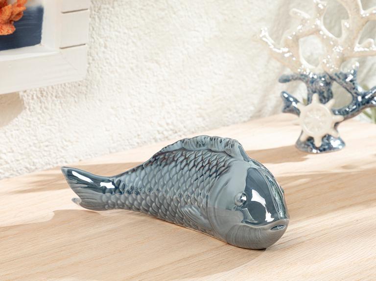 By The Sea Biblo 20.7x6.7x7.6 Cm Lacivert
