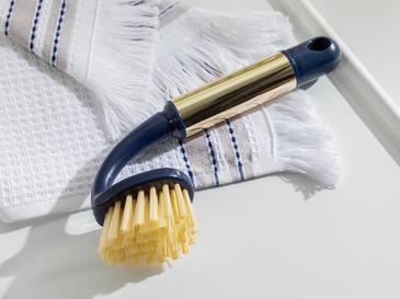 Debbie Temizlik Fırçası 20x5x7.5cm Lacivert