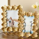 Flowers Çerçeve 20x24.5x2cm Gold