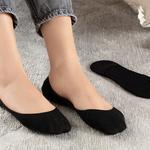 Simplicity Bambu 2'li Kadın Çorap Siyah