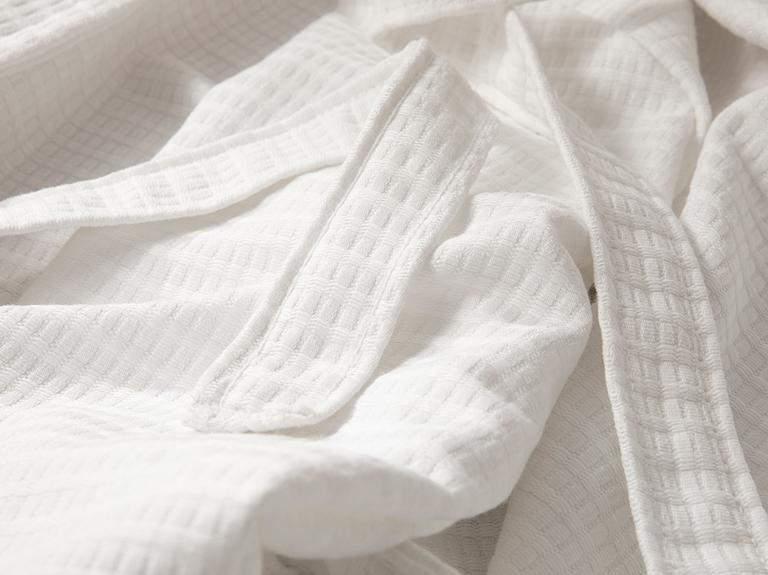 Fresh Touch Pike Bornoz L-xl Beyaz