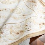 Silk Touch Olivia Kadife Halı 80x250 Ekru
