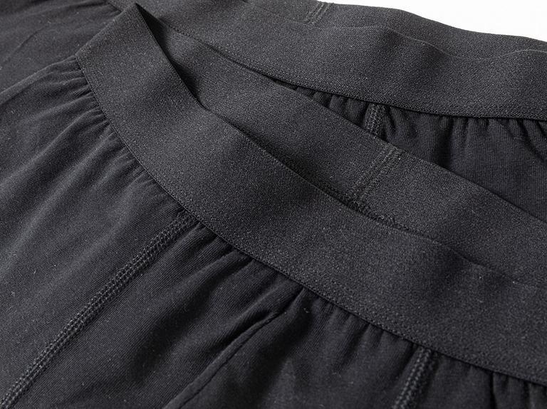 Comfort Cotton Pamuk Erkek 2'li Boxer L Siyah
