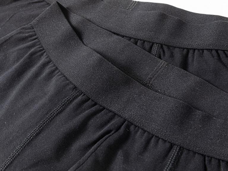 Comfort Cotton Pamuk Erkek 2'li Boxer M Siyah