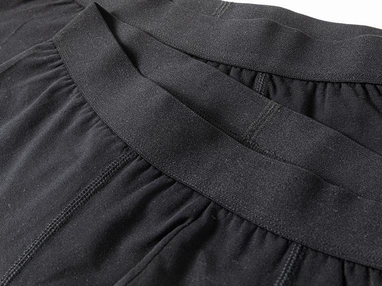 Comfort Cotton Pamuk Erkek 2'li Boxer S Siyah