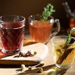 Ruby Çay Fincanı 260 Ml Şeffaf