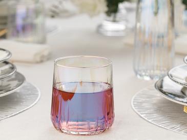 Rio Cam 4'lü Meşrubat Bardağı 310 Ml Renkli