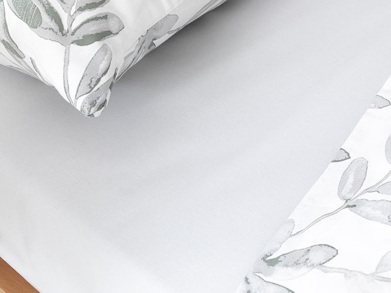 Olive Twig Krep Tek Kişilik Nevresim Takımı 160x220 Cm Zeytin Yeşili