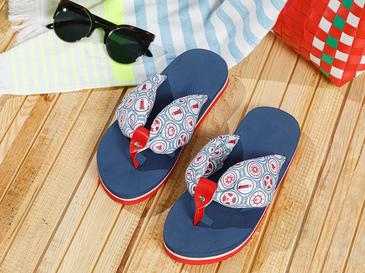 Diana Plaj Terliği 36 Koyu Lacivert