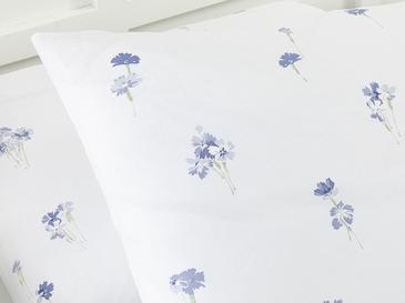 Sprıng Flowers Pamuklu 2'li Yastık Kılıfı 50x70 Cm Leylak