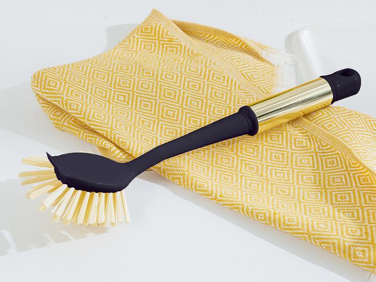 Cala Temizlik Fırçası 30x7x6.5cm Lacivert