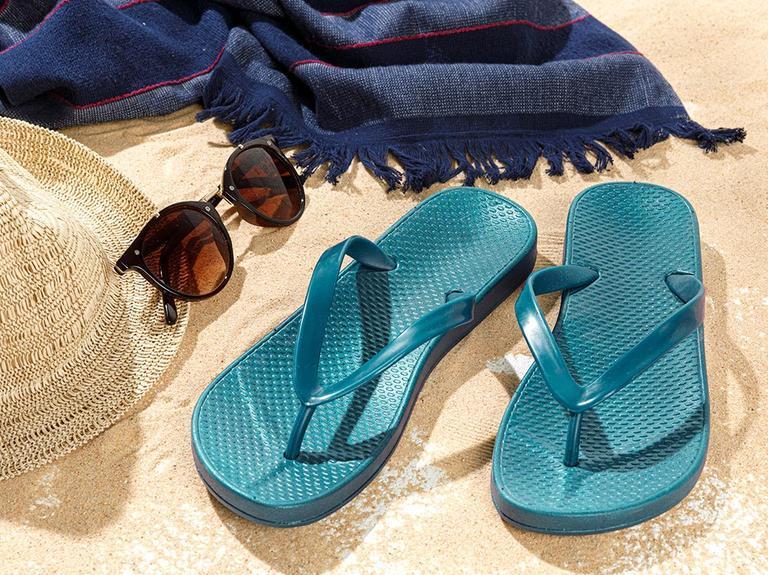 Havana Plaj Terliği 40 Turkuaz