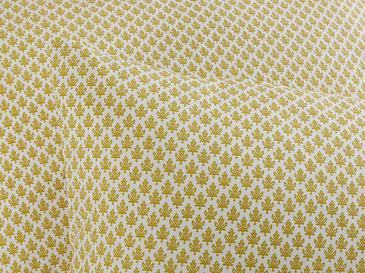 Petit Florets Pamuklu 2'li Yastık Kılıfı 50x70 Cm Kivi Yeşili
