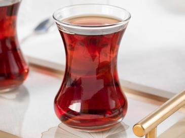 Isabell Cam 6'lı Çay Bardağı 130 Ml Şeffaf