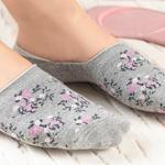 Diary Pamuk Kadın 2'li Çorap Pembe