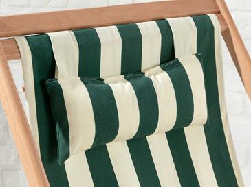 Seaside Şezlong 60x125 Cm Yeşil