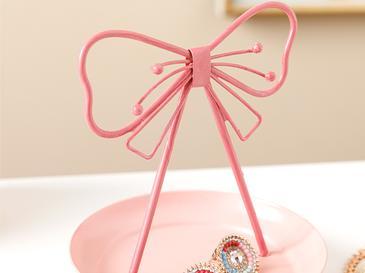 Pink Ribbon Takılık 10x10x11 Cm Pembe