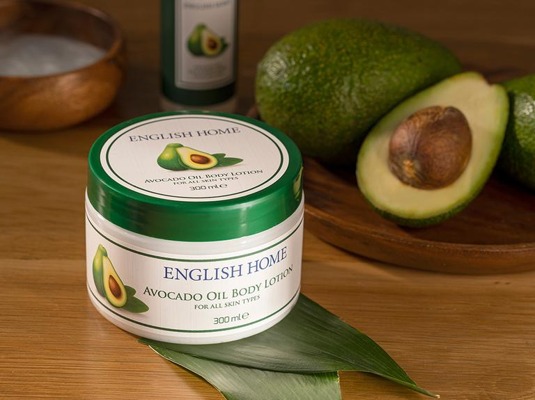 Avokado Yağı Vücut Losyonu 300 Ml Yeşil
