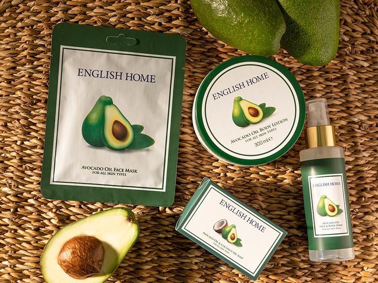 Avokado Yağı Maske 25 Ml Yeşil