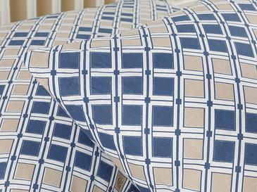 Pool Pop Pamuklu 2'li Yastık Kılıfı 50x70 Cm Lacivert