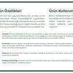 Avokado Yağı El Kremi 75 Ml Yeşil