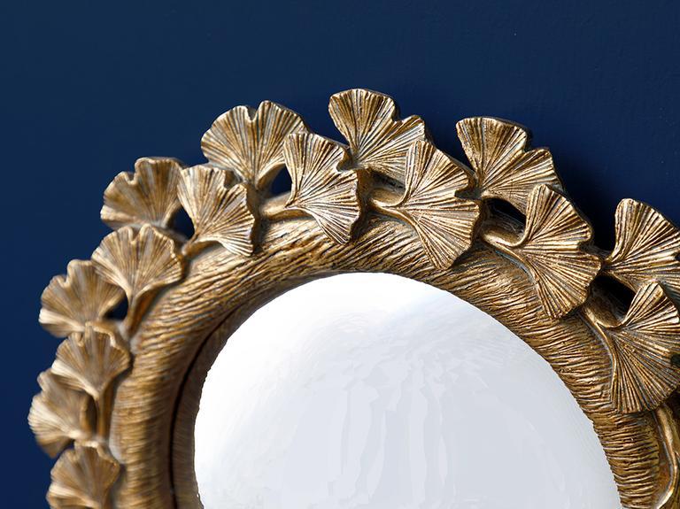 Gingko Ayna 30x30x2cm Gold