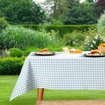 Petit Plaid Pamuklu Piknik Örtüsü 160x160 Cm Seledon