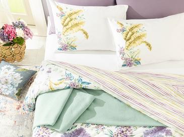 Hyacinth Pamuklu Çift Kişilik Nevresim Seti 200x220 Cm Leylak