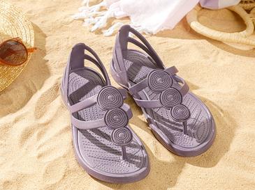 Tropical  Plaj Terliği 37 Koyu Mor