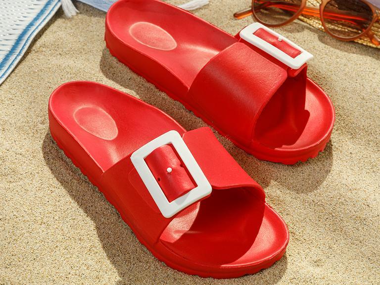 Sandy Terlik   39 Kırmızı