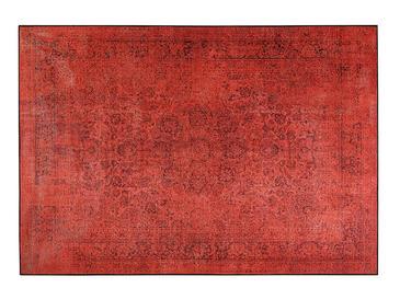Mont Blanc Basic Jakarlı Halı 80x140 Cm Kırmızı