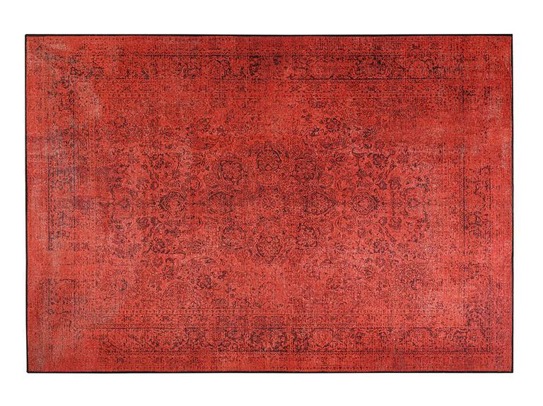 Mont Blanc Basic Jakarlı Halı 120x180 Cm Kırmızı