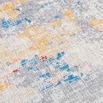 Mont Blanc Abstract Jakarlı Halı 80x140 Cm Gri