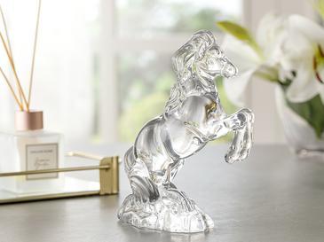 Horse Biblo 16x6.5x18cm Şeffaf