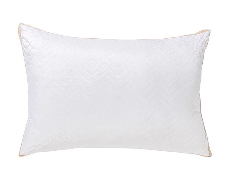 Air Plus Mikrofiber Yastık 50x70 Cm Beyaz – Gold