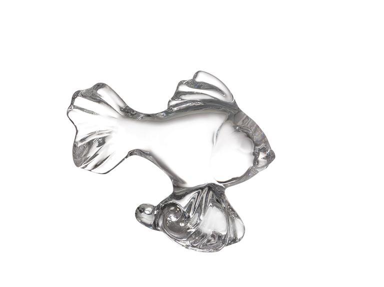 Little Fish Biblo 10.5x5x8cm Şeffaf
