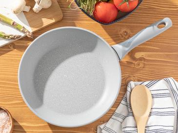 Ava Granit Tava 26 Cm Gri