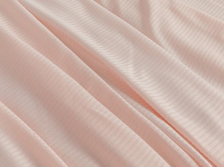 Cool Stripe Soft Touch Çift Kişilik Pike Seti 200x220 Cm Pembe