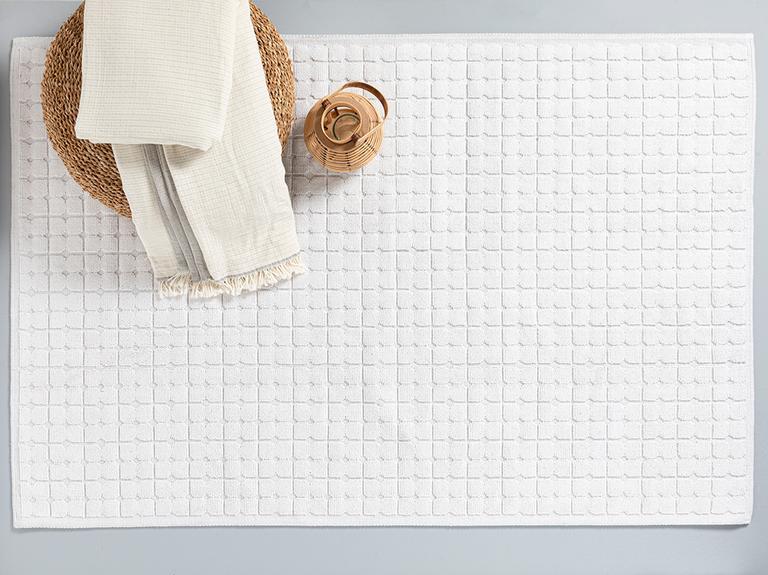 English Home Pamuklu Kilim 120x180 Cm Beyaz