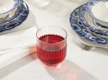 Roso Cam 3'lü Meşrubat Bardağı 330 Ml Şeffaf