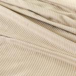 Cool Stripe Soft Touch Çift Kişilik Pike Seti 200x220 Cm Bej