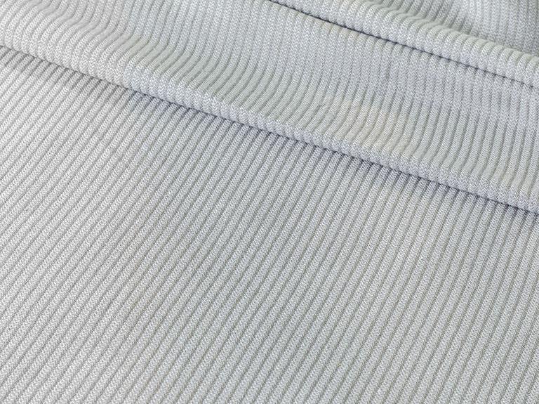 Cool Stripe Soft Touch Çift Kişilik Pike Seti 200x220 Cm Gri