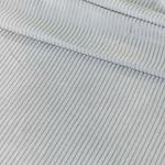 Cool Stripe Soft Touch Tek Kişilik Pike Seti 150x220 Cm Gri