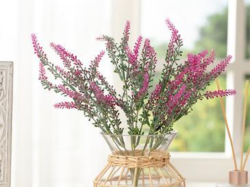 Lavender Tek Dal Yapay Çiçek 36 Cm Pembe