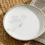 Chervil New Bone Çerezlik 10 Cm Beyaz - Yeşil